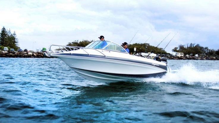 Size Does Matter with Haines Signature's New, Wider Runabout 550RF Model